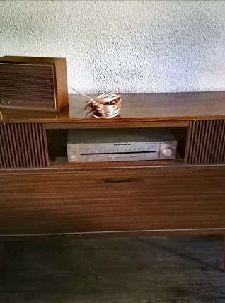 meuble audio GRUNDIG