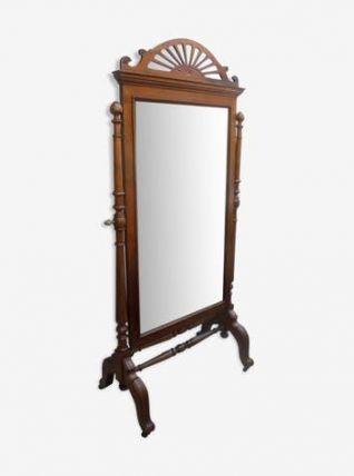 Miroir psyché biseauté 100x200