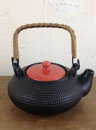 Théière japonaise en céramique