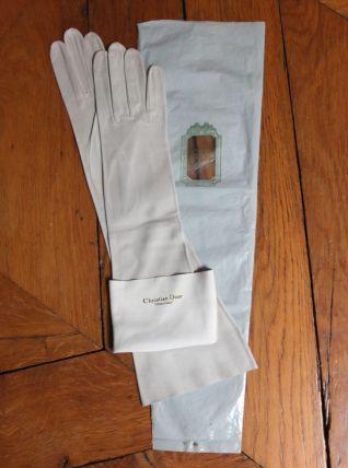 Gants de soirée Christian Dior