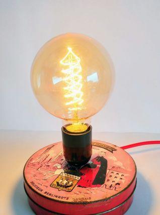 "Lampe vintage, lampe de table, lampe de bureau -  ""La Belle"