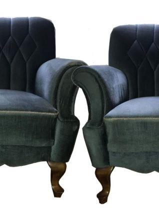 fauteuil des années 50