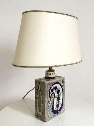 Lampe céramique vintage 60's