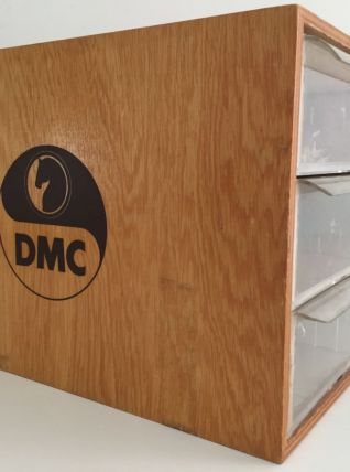 Boite de mercière DMC