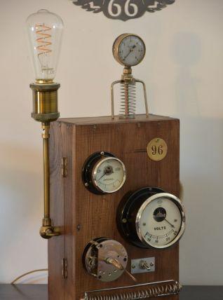 Lampe originale Steampunk