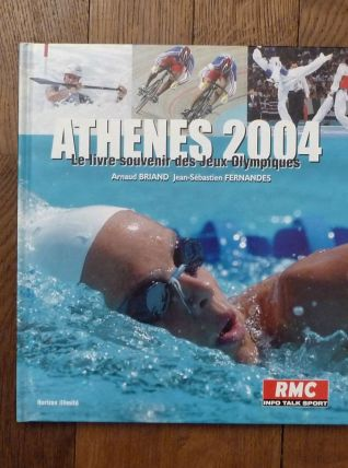 Jeux Olympiques Athènes 2004-Jean Sebastien Fernandes-Horizo