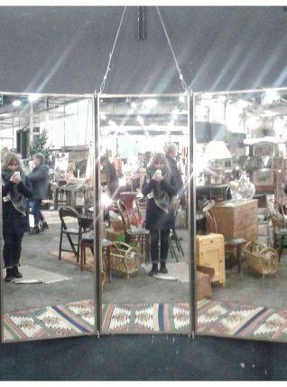 Miroir triptyque BROT - 151x178 cm - XXL