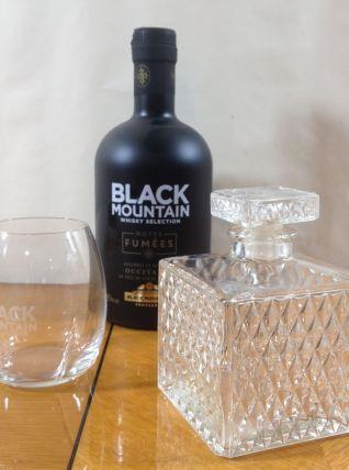 Carafe à whisky vintage