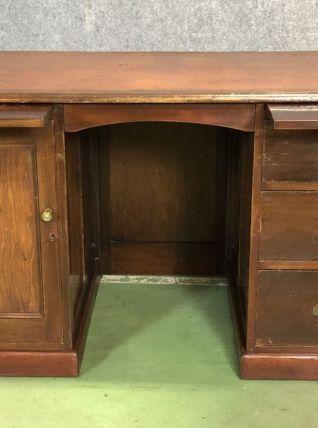 Bureau en acajou début XXème