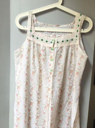 Chemise de nuit vintage taille 36