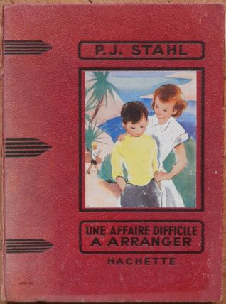 STAHL P. J. , une affaire difficile à arranger, 1952