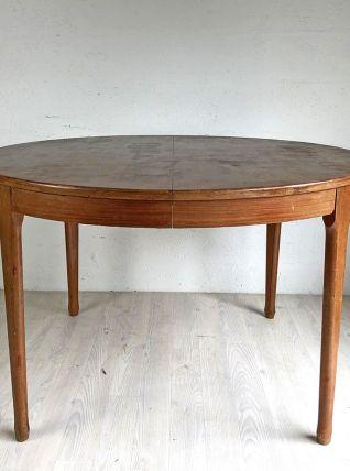 Table de salle à manger scandinave en teck