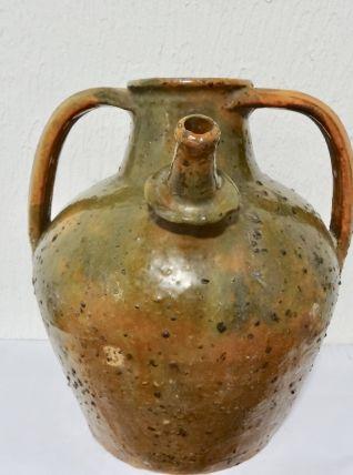 ANCIENNE CRUCHE VERNISSEE