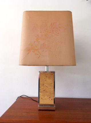 Lampe années 70 vintage