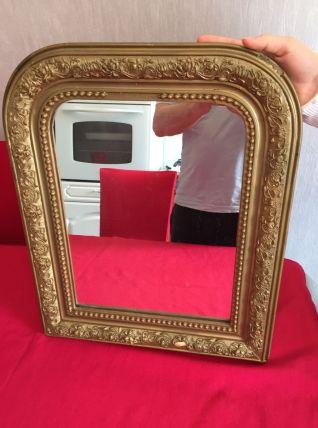 très vieux miroir