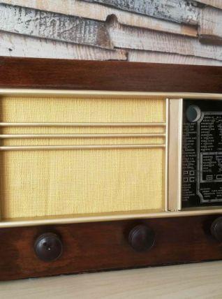 Poste de radio TSF compatible Bluetooth