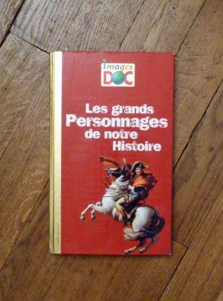 Les Grands Personnages De Notre Histoire- Antoine Auger