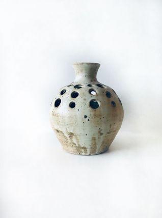 Vase en céramique pique fleurs