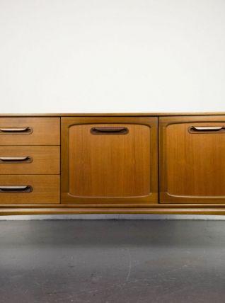 Enfilade meuble sous vasque scandinave 1960's