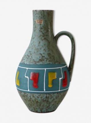 Vase Tonnieshof Carstens 693-35 W-Germany