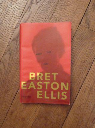Moins Que Zéro- Bret Easton Ellis- Robert Laffont- Pavillons