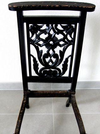Chaise prie-Dieu Napoléon III