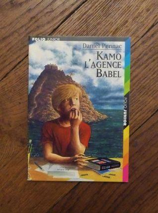 Kamo- L'Agence Babel- Daniel Pennac- Gallimard Jeunesse