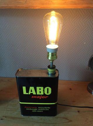 lampe vintage insolite