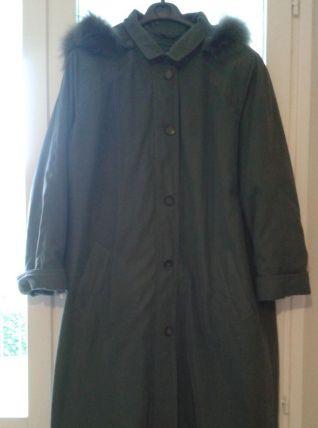 Manteau femme avec capuche