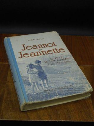 """""""Jeannot et Jeannette"""" de K. Seguin"""