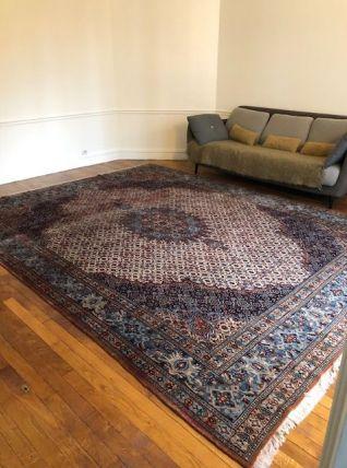 Très grand tapis persan 270 x 350 cm