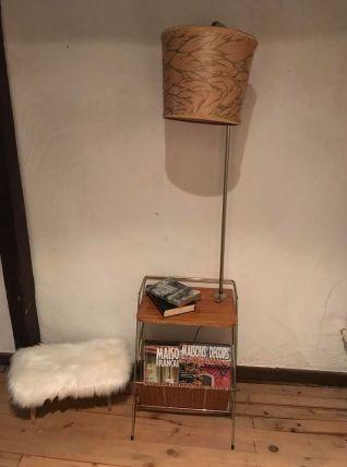 lampadaire vintage année 1950