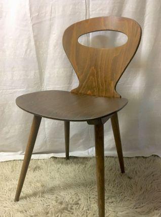Chaise Baumann modèle «Fourmi» – années 60