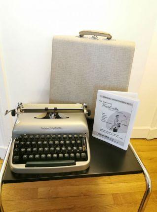 Machine à écrire Remington travel riter complète