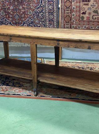 Table de drapier - début XXème