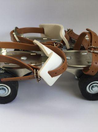 Patins vintage Speedy des années 60