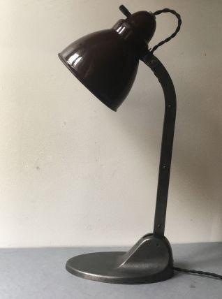 ANCIENNE LAMPE DE BUREAU BAUHAUS 1940