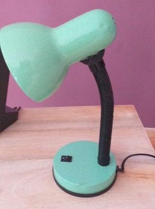 Petite lampe bureau rétro