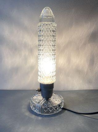ANCIENNE LAMPE DE CHEVET ART-DECO