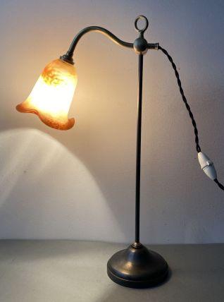 LAMPE BUREAU ANCIENNE MONIX