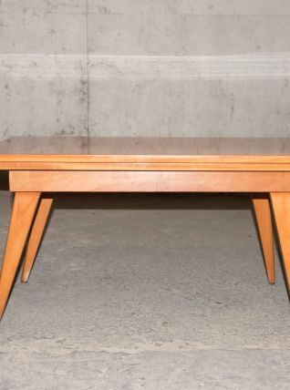 Table transformable Albert Ducrot années 50