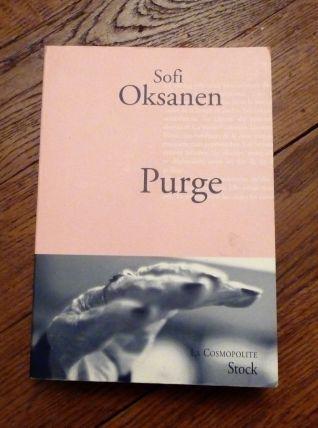 Purge- Sofi Oksanen- La Cosmopolite- Stock