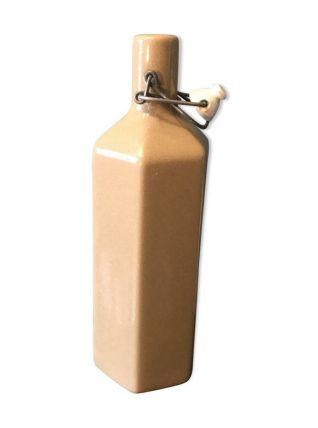 Ancienne bouteille ou bouillotte en grès