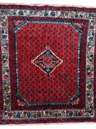 Tapis vintage Oriental fait main, 1C131