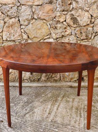Table en palissandre de Rio par IB Kofod Larsen