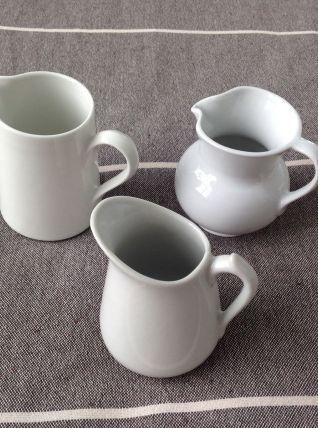 Trio de pots à crème