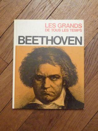 Beethoven- Les Grands De Tous Les Temps- G Pugnetti- Dargaud