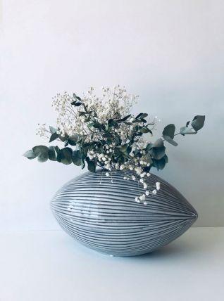 Grand vase contemporain