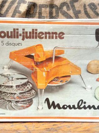 Mouli-julienne - Moulinex - Années 50