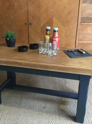 Table basse ancienne